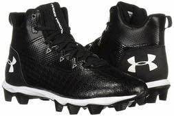 2019 Under Armour Men's UA Hammer Mid RM Wide Football Cleat