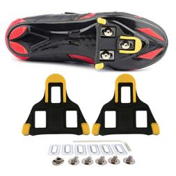 Road Bike Cycling Self-locking Pedal Cleats Set Suit For Shi