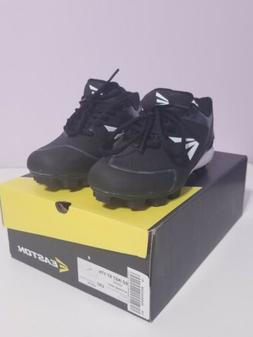 Easton 360 Instinct Low Youth Baseball Cleats Black Size US1