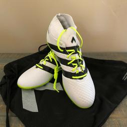Adidas ACE 16.1 Primeknit Firm Ground Cleats Women's White A