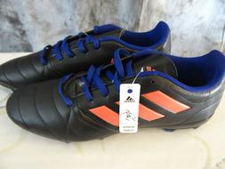 Adidas Ace 17.4 TF NEW Women's Black Coral Blue Soccer Shoe