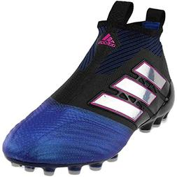 adidas Ace 17+ Purecontrol AG Cleat Men's Soccer 10.5 Core B