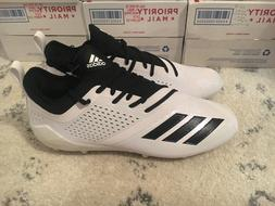 Adidas Adizero 5-Star 7.0 Low Football Cleats White Black Or