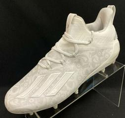 Adizero New Reign Football Cleats Young King Cloud White FU6
