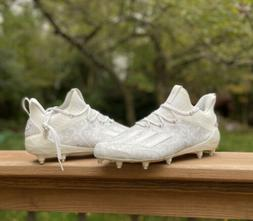 Adidas Adizero New Reign Young King Football Cleats White Me