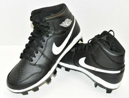 NIKE AIR JORDAN 1 RETRO MCS BASEBALL CLEATS Men's Size 8 B