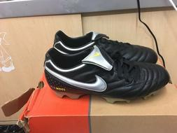 Nike Air Zoom Brazilian FG Size 7.5 New!  Soccer Cleats