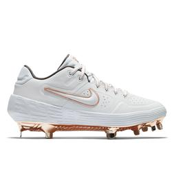 NIKE ALPHA HUARACHE ELITE 2 LOW METAL Womens Softball Cleats