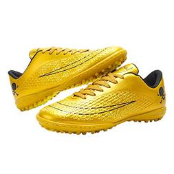 iFANS Men Athletic Outdoor/Indoor Comfortable Soccer Shoes B