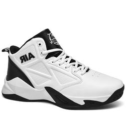 AU Men's Big Size Basketball Shoes Breathable Outdoor Trail