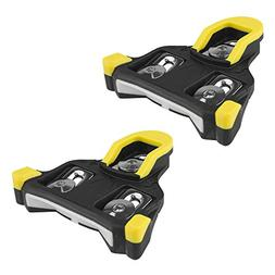 BV Bike Cleats Compatible with Shimano SPD-SL - Road Cycling