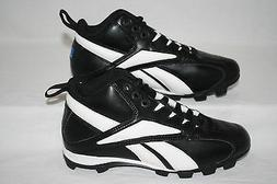BOYS REEBOK AUTHENTIC COLLECTION HIGH TOP BASEBALL CLEATS -