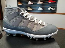 BRAND NEW MEN'S AIR JORDAN 11 XI RETRO TD FOOTBALL CLEAT COO