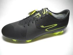 BRAND NEW SKECHERS SOCCER CLEATS Size 10.5 Black / Lime Gree