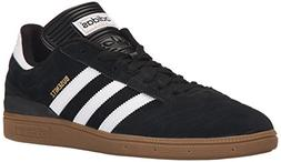 adidas Men's Busenitz Fashion Sneakers, core Black, FTWR Whi
