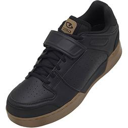 Giro Chamber Shoe - Men's Black/Gum, 38.0