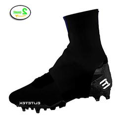 EliteTek Cleat Covers, Spat Wrap, Shoelace Cover, 7v7 Swag -