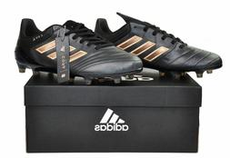 Adidas Copa 17.1 FG Soccer Cleats K-Leather Size 9 Black Cop