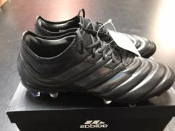Adidas COPA 19.1 FG Soccer Cleats BLACK BC0564 New in Box!