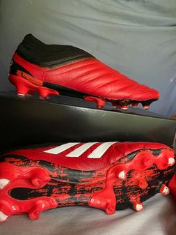 Adidas Copa 20+ FG firm ground Red/white/Black Size US 9