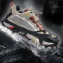 Crampon Micro Spikes Ice Snow Grips Traction Cleats System S