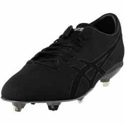 ASICS Crossvictor LT  Athletic Baseball Cleated Shoes - Blac