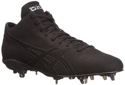 ASICS Men's CROSSVICTOR QT-M, Black, 9.5 M US