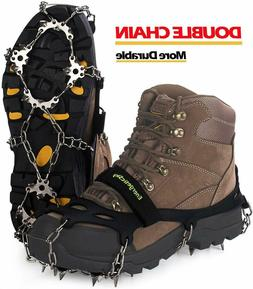EnergeticSky Upgraded Version of Walk Traction Ice Cleat Spi