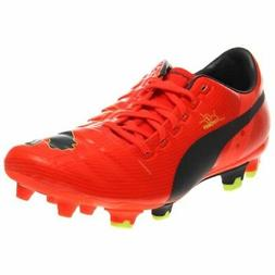 Puma EvoPOWER 2 Firm Ground Cleats  Casual Soccer Cleated Cl
