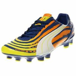 Puma EvoSPEED 2.2 Graphic Firm Ground Cleats  Casual Soccer
