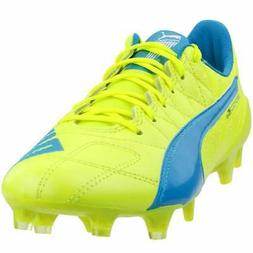 Puma EvoSPEED SL Leather Firm Ground Cleats  Casual Soccer