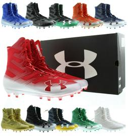 Under Armour Football Cleats Highlight MC Men's Athletic Cle