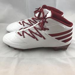 Adidas Football Cleats Men | Women | White & Red Size 15
