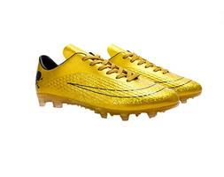 Football Shoes  Kids GOLD  Football Turf  Soccer Cleats Spor