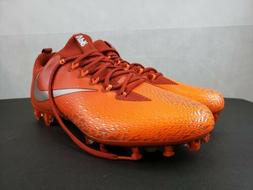 Nike Football Untouchable Pro Cleats Shoes 833385-606 Orange