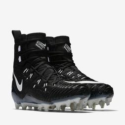 NIKE Force Savage Elite TD Black Mens Football Cleats Black