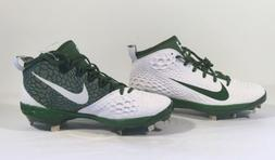 Nike Force Zoom Trout 5 Baseball Cleats Green & White  Size
