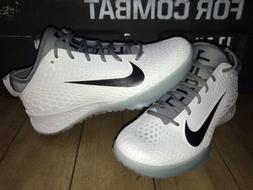 force zoom trout 5 baseball turf shoes