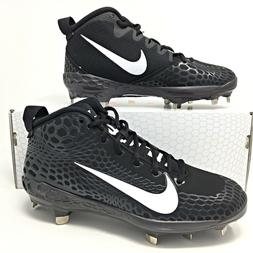 Nike Force Zoom Trout 5 PRO Black Men's Baseball Metal Cleat