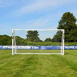 Net World Sports Forza Soccer Goal - The Ultimate Home Socce