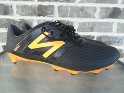 New Balance Furon Mens Soccer Cleats Size 11 BLACK AND ORANG