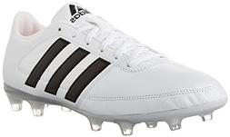 adidas Performance Men's Gloro 16.1 FG Soccer Cleat, White/B