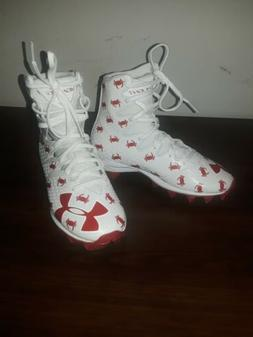 Under Armour Highlight Critter MC Crab Lacrosse Cleats Size