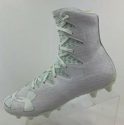 Under Armour Highlight MC Football Cleats White SZ