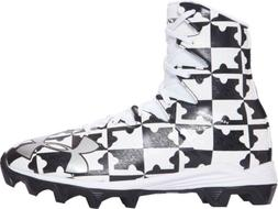 UNDER ARMOUR HIGHLIGHT RM cleats JR lacrosse 1278779-111 You