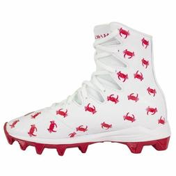 UNDER ARMOUR HIGHLIGHT RM lacrosse cleats crabs LTD edition