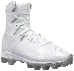 UNDER ARMOUR HIGHLIGHT RM lacrosse cleats white edition Yout