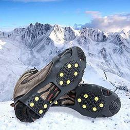 Alps Ice Cleats Grips Snow Crampon Spikes+10 Replacement ant