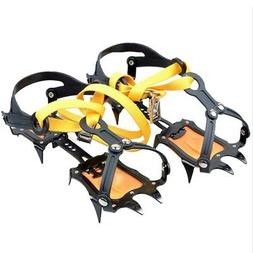 Ice Snow Climbing Anti-slip Shoe Covers Spike Cleats Crampon