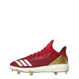 adidas Icon 4 Cleat Men's Baseball 11 Power Red-White-Scarle
